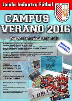 Campus Verano 2016